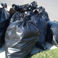 Make Halloween Decorations Using Your Old Garbage Bags
