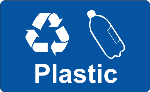 recycle plastic rubbish